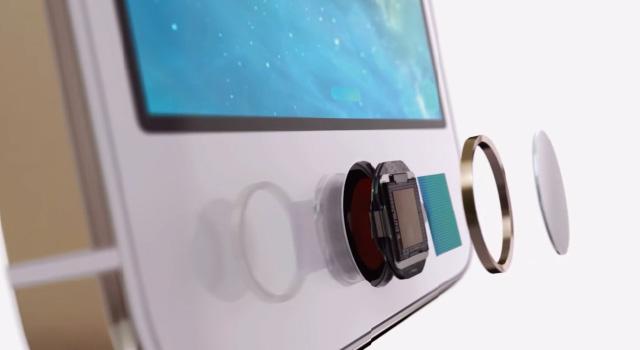 iPhoneのホームボタン修理